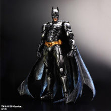 THE DARK KNIGHT TRILOGY PLAY ARTS -KAI- BATMAN™ SDCC 2013 EXCLUSIVE VER.