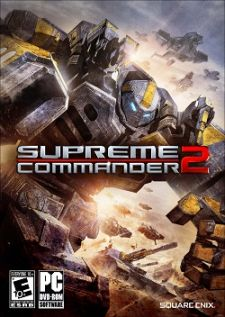 SUPREME COMMANDER 2 [PC DOWNLOAD]