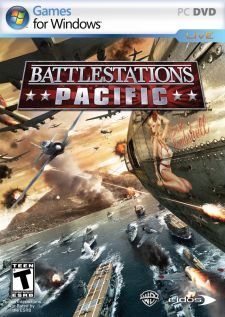 BATTLESTATIONS: PACIFIC [PC DOWNLOAD]