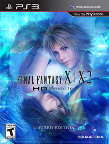 Final Fantasy X+X2 HD LIMITED EDITION [PS3]