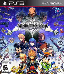 KINGDOM HEARTS HD 2.5 ReMIX LIMITED EDITION [PS3]