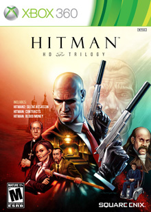 HITMAN TRILOGY HD [XBOX 360]
