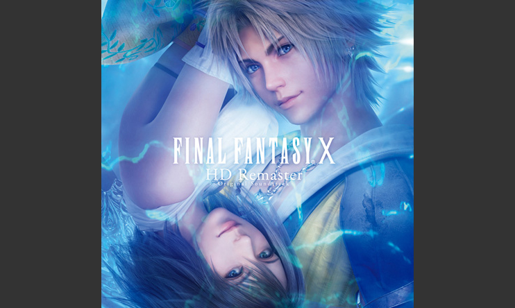 FINAL FANTASY X HD REMASTER ORIGINAL SOUNDTRACK [Blu-Ray Music Disc]