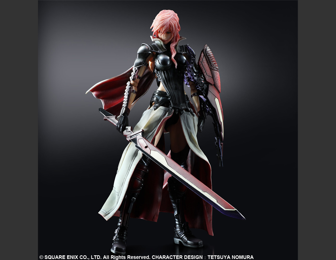 LIGHTNING RETURNS: FINAL FANTASY XIII PLAY ARTS -KAI- LIGHTNING