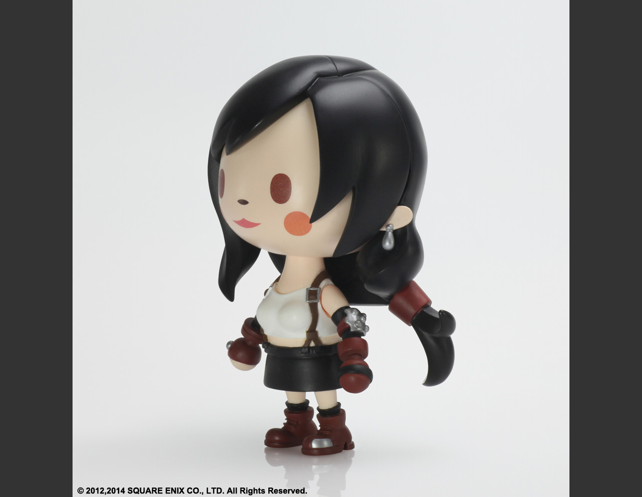 FINAL FANTASY STATIC ARTS mini TIFA