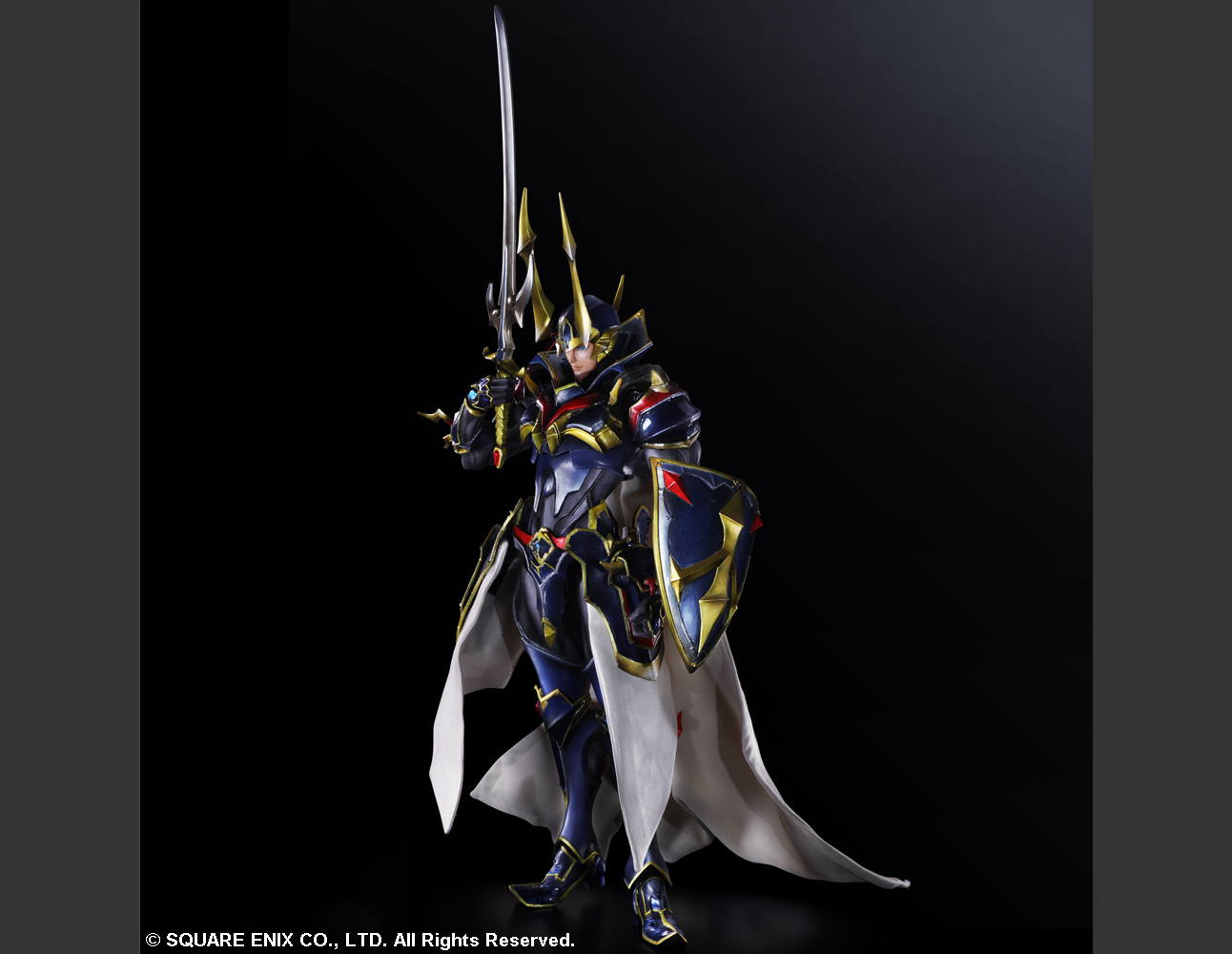 FINAL FANTASY VARIANT PLAY ARTS -KAI- HERO OF LIGHT