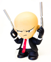 HITMAN ABSOLUTION AGENT 47 MEGA FIGURINE 10