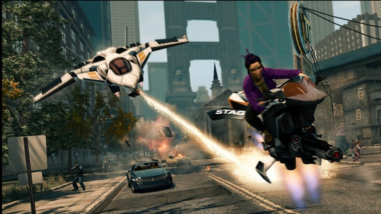 Saints Row: The Third (dt.)