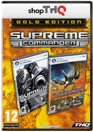 Supreme Commander™ Gold Edition