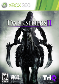 Darksiders II French, Italian, German, Spanish, Dutch, Japanese, Russian, Polish, and Czech Xbox 360, PS3, and PC