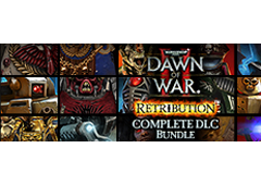 Warhammer® 40,000®: Dawn of War® II Retribution™ - Complete DLC Bundle