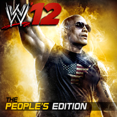 Out Of Stock - WWE '12 - The People's Edition