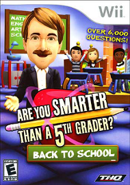 Are You Smarter Than A 5th Grader?®: Back To School