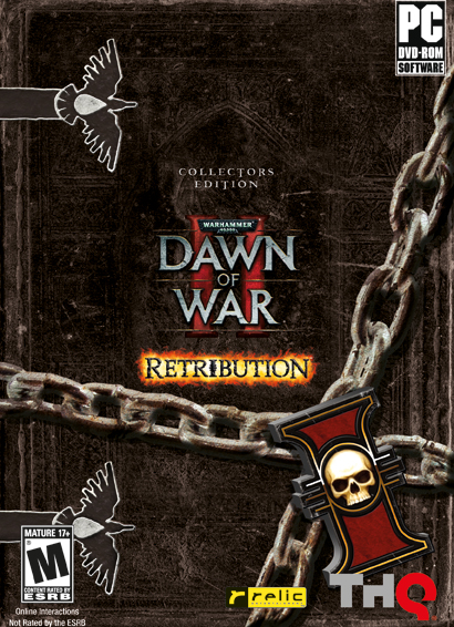 Warhammer® 40,000®: Dawn of War® II: Retribution™ Collector's Edition