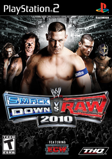 WWE® SmackDown® vs. Raw® 2010
