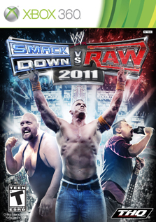WWE® SmackDown® vs. Raw® 2011