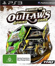 World of Outlaws: Sprintcars
