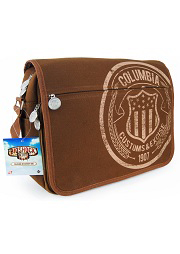 BioShock Infinite Columbia Customs Canvas Messenger Bag