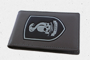 223rd Infantry Wallet