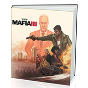 The Art of Mafia III Collectible Art Book by Insight Editions