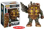 "POP! GAMES: BIOSHOCK - BIG DADDY 6"" VINYL FIGURE"