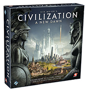 Sid Meier's Civilization: A New Dawn Board Game (PRE-ORDER)