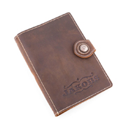 Jakobs Leather Notebook