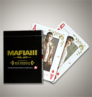 Mafia III Playing Cards
