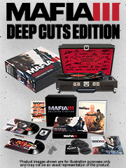 Mafia III Deep Cuts Edition