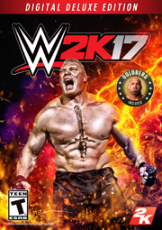 WWE 2K17 Digital Deluxe