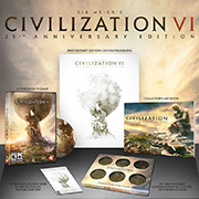 Sid Meier's Civilization® VI 25th Anniversary Edition