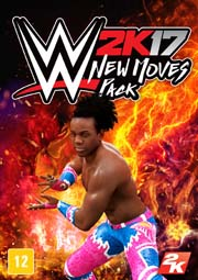 WWE 2K17 - New Moves Pack