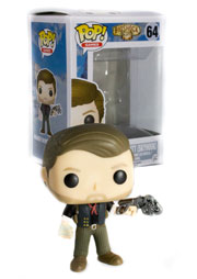 Booker DeWitt (Sky-hook) - POP! Figure 64