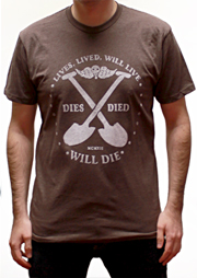 BioShock Infinite Lutece Lives/Lived T-shirt