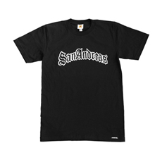 Grand Theft Auto: San Andreas Black Tee