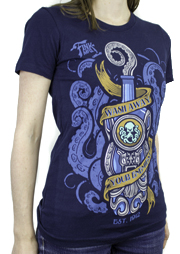 Undertow Tattoo T-shirt (Women's)