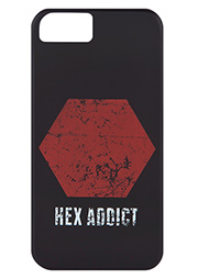Civilization Hex Addict iPhone 5 Case