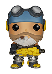 "POP Games: Evolve – 3 ¼"" Hank Statue"