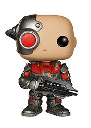 "POP Games: Evolve – 3 ¼"" Markov Statue"