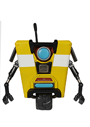 "POP Games: Borderlands – 3 ¼"" Claptrap Statue"