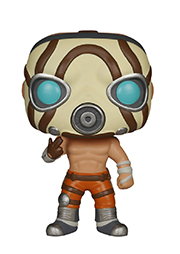"POP Games: Borderlands – 3 ¼"" Psycho Statue"