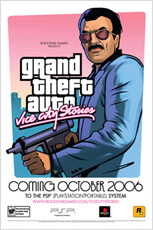 Grand Theft Auto: Vice City Stories - Diego Poster