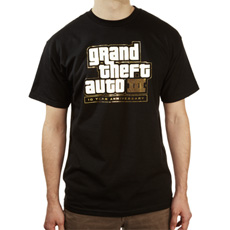 Grand Theft Auto III Ten Year Anniversary Tee
