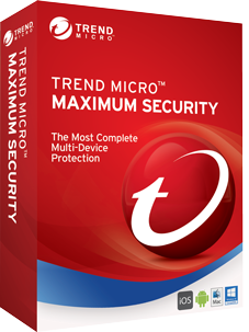 Trend Micro™ Maximum Security PLUS Premium Service Plan