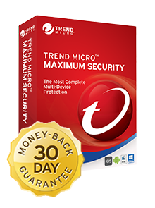 Trend Micro Maximum Security 2017, 3 Device