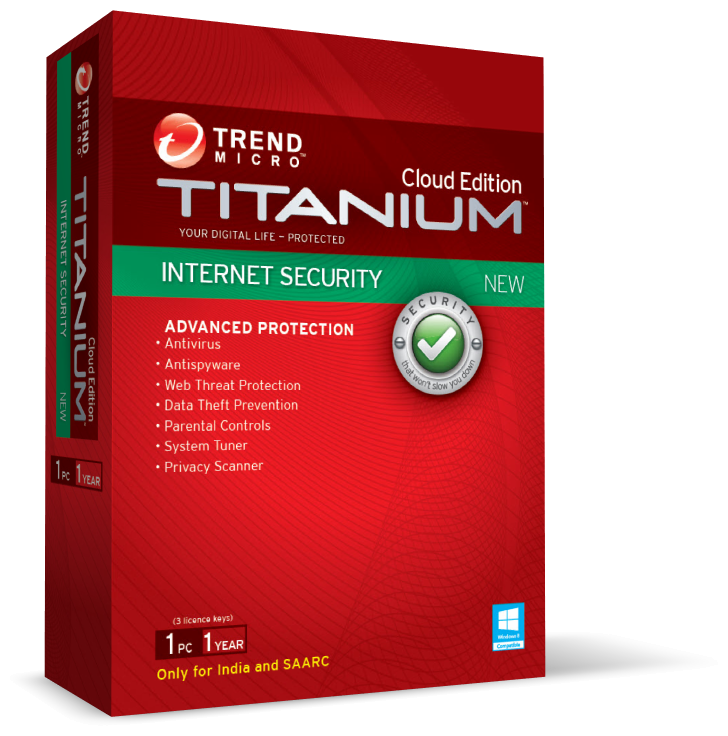 Internet Security 2013 (1 Device)