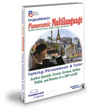LinguaMatch Panoramic Multi-Language