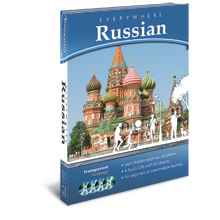 Everywhere Russian Audio Course