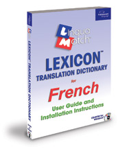 Lexicon French Dictionary