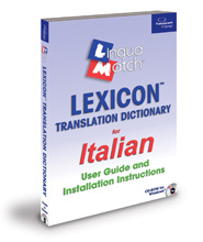 Lexicon Italian Dictionary